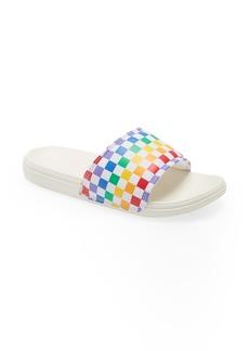Vans Costa Slide Sandal (Big Kid)