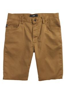 Vans Covina II - Anthony Van Engelen Twill Shorts (Big Boys)