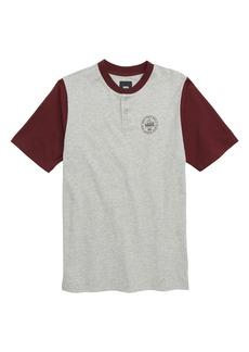 Vans Denton Henley Shirt (Big Boys)