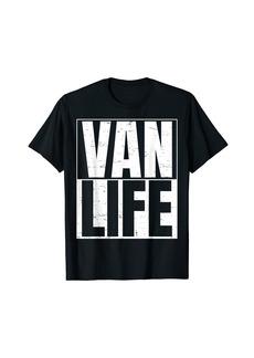 Vans Design Vans Clothing Gift for a Camper Van Lovers T-Shirt