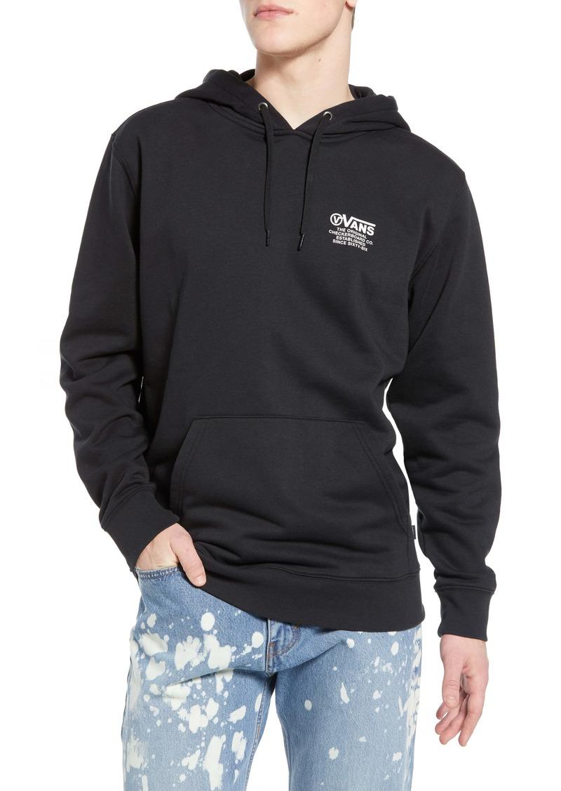 Vans Distortion Hooded Sweatshirt