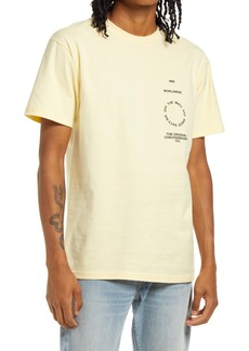 Vans Distortion Logo Men's Graphic Tee
