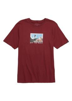 Vans Divided Graphic T-Shirt (Big Boys)