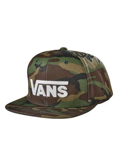Vans Drop VII Snapback Baseball Cap (Big Boys)