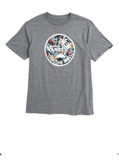 Vans Dual Palm Logo Graphic T-Shirt (Big Boys)