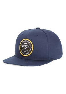 Vans Established 66 Snapback Cap (Boys)