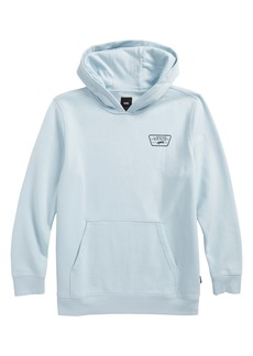 Vans 'Full Patched' Fleece Hoodie (Big Boys)