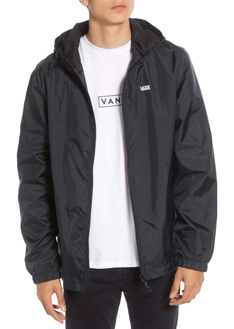Vans Garnett Water Resistant Hooded Jacket