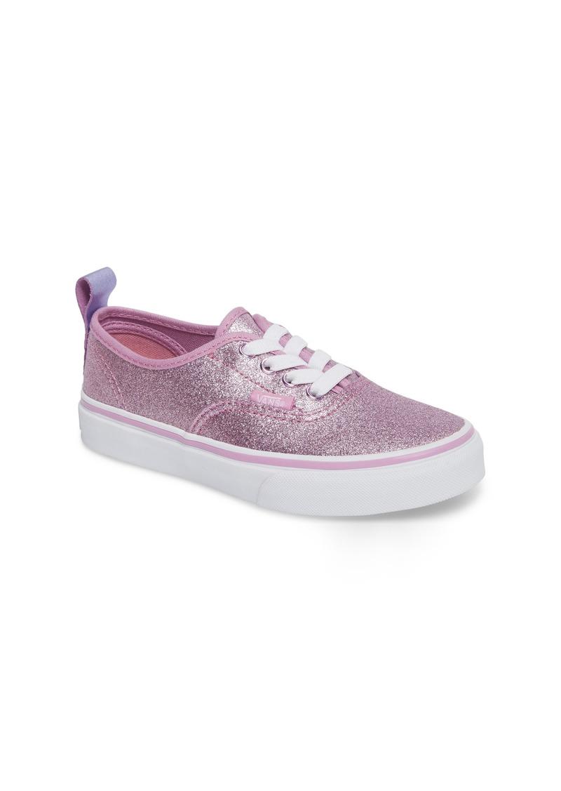f5b227d5dfa7 SALE! Vans Vans Glitter Authentic Elastic Lace Sneaker (Baby