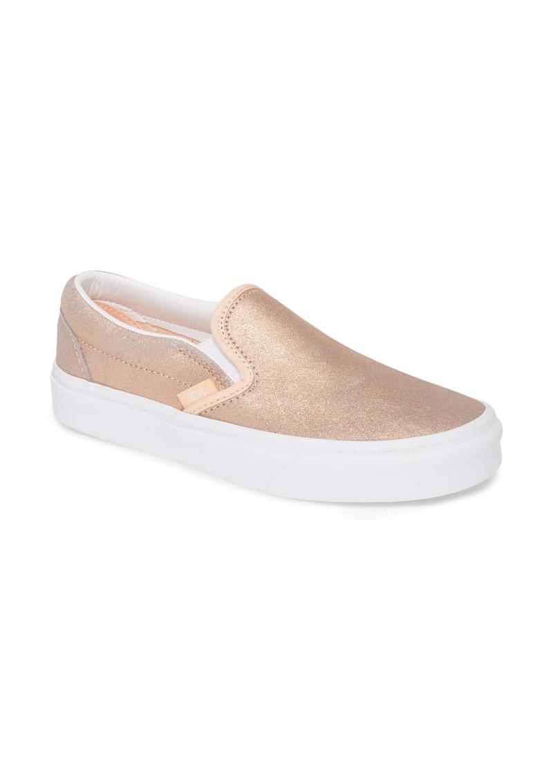 Vans Glitter Slip-On Sneaker (Women)