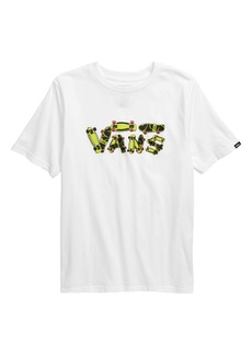 Vans Gripped Graphic T-Shirt (Toddler Boys & Little Boys)