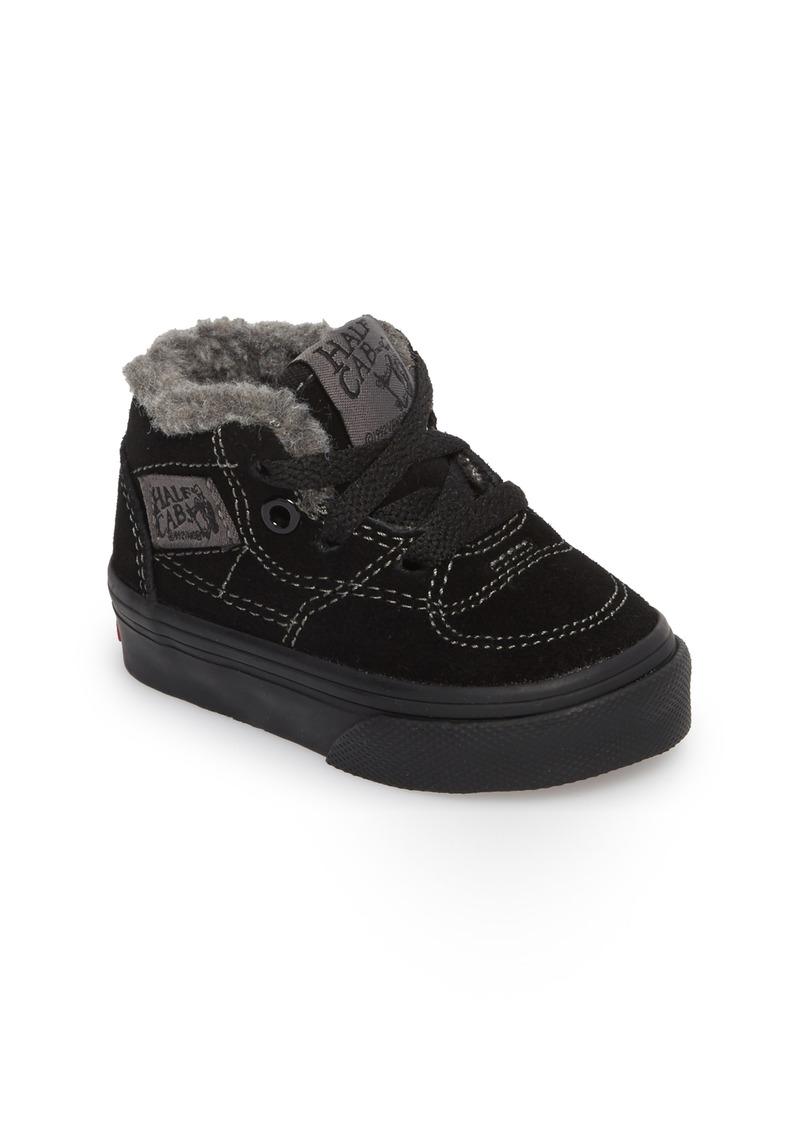 4cdc5d8458 Vans Vans Half Cab Sneaker (Baby
