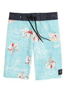 Vans Hawaii Floral Board Shorts (Big Boys)