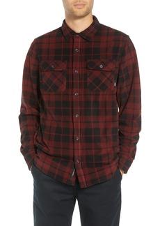 Vans Hillcrest Fleece Shirt