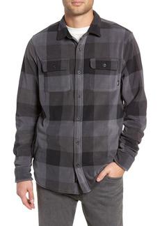 Vans Hillcrest Polar Fleece Shirt Jacket