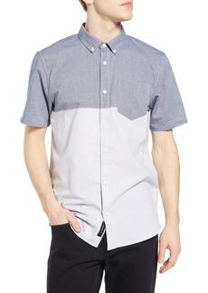 Vans Houser Classic Fit Short Sleeve Button-Down Shirt