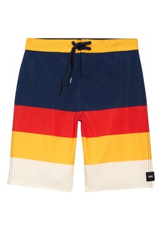 Vans Kids' Era Board Shorts (Big Boy)