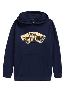Vans Kids' Off the Wall Fleece Graphic Hoodie