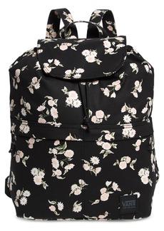 Vans Lakeside Floral Print Backpack