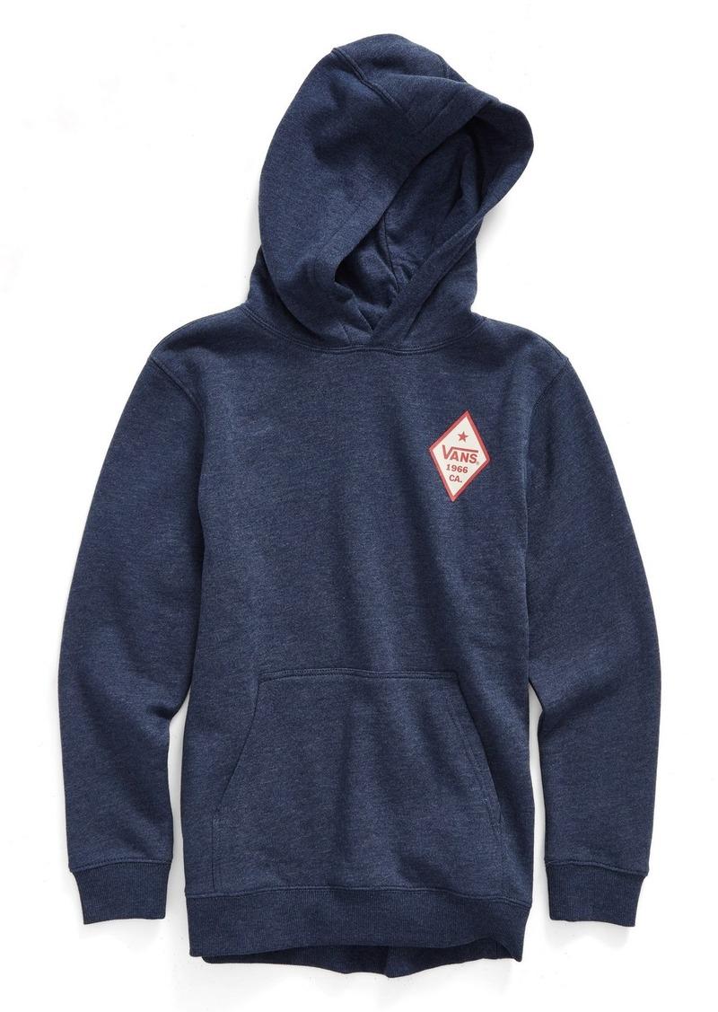 Vans 'Lindale' Graphic Logo Hooded Sweatshirt (Big Boys)