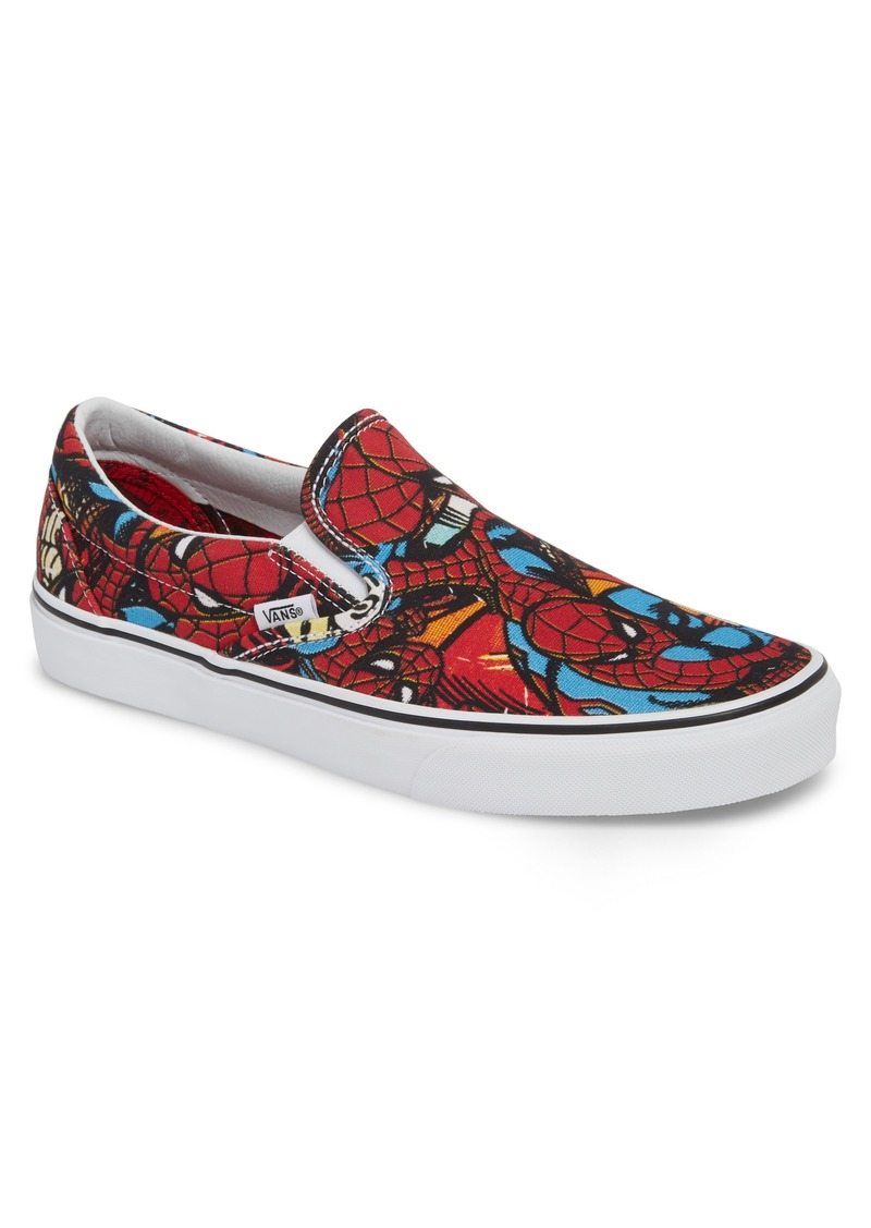 Vans Men's Marvel Ua Classic Slip-On Sneaker C70d8zHw