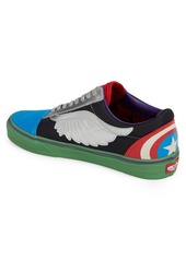 Vans Men's Marvel Ua Old Skool Avengers Sneaker