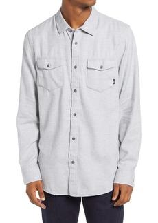 Vans Men's Galveston Classic Fit Button-Up Shirt