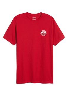 Vans Men's Holder Logo Graphic Tee