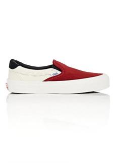 Vans Men's OG Slip-On 59 LX Suede Sneakers