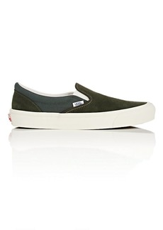 Vans Men's OG Classic Slip-On LX Sneakers