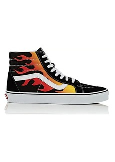 Vans Men's Sk8-Hi Reissue Canvas & Suede Sneakers