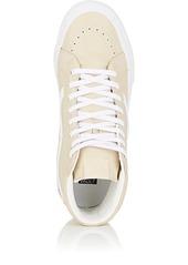 Vans Men's Sk8-Hi Reissue Leather Sneakers