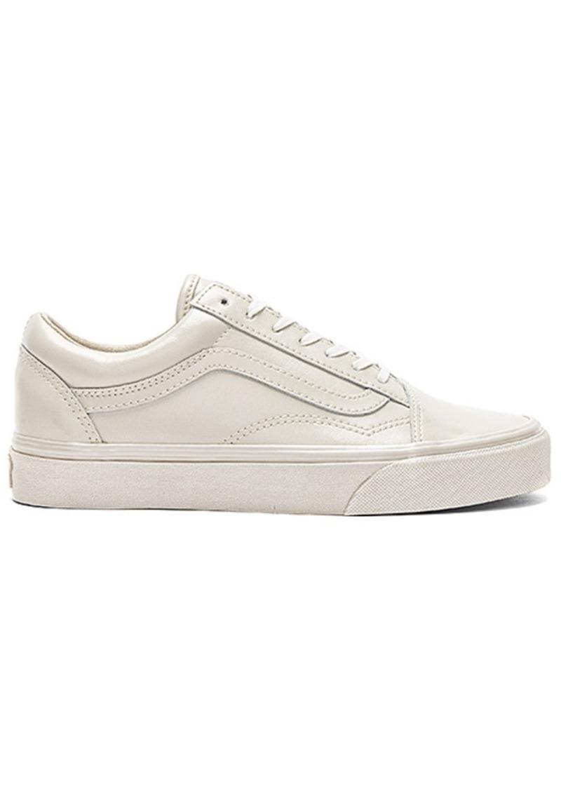 29466bb674 SALE! Vans Vans Metallic Sidewall Old Skool Sneaker