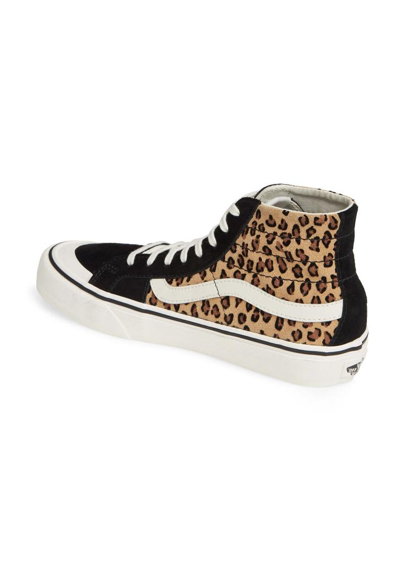 Vans Vans Mini Leopard Sk8 Hi 138 Decon SF Sneaker (Women) Sko  Shoes