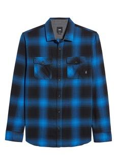 Vans Monterey Plaid Button-Up Shirt