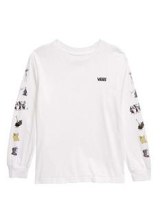 Vans Nightmare Before Christmas Long Sleeve T-Shirt (Toddler Boys, Little Boys & Big Boys)