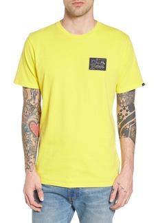Vans No Tourist Patch T-Shirt (Men)