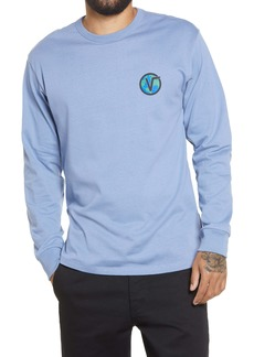 Vans Off The Wall Classic Globe Long Sleeve T-Shirt