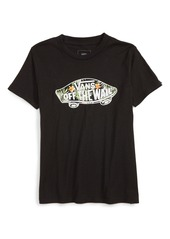 Vans Off the Wall Graphic T-Shirt (Big Boys)