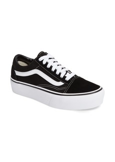 Vans Old Skool Platform Sneaker (Women)