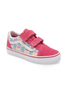 Vans Old Skool V Sneaker (Toddler & Little Kid)