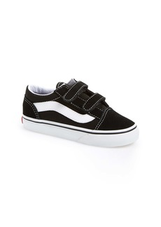 Vans 'Old Skool V' Sneaker (Toddler, Little Kid & Big Kid)