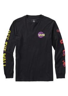 Vans Oogie The Nightmare Before Christmas Boogie Long-Sleeve T-Shirt (Big Boys)