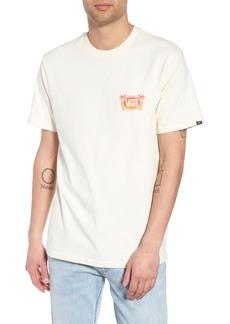 Vans Oval Palm Tree Graphic T-Shirt (Men)