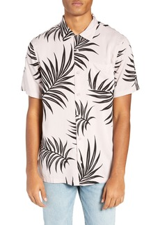 Vans Palms for Peace Camp Shirt
