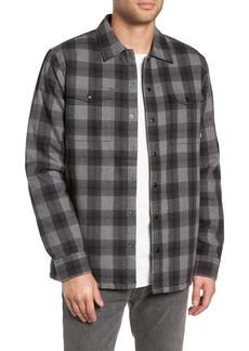 Vans Parnell Plaid Shirt Jacket