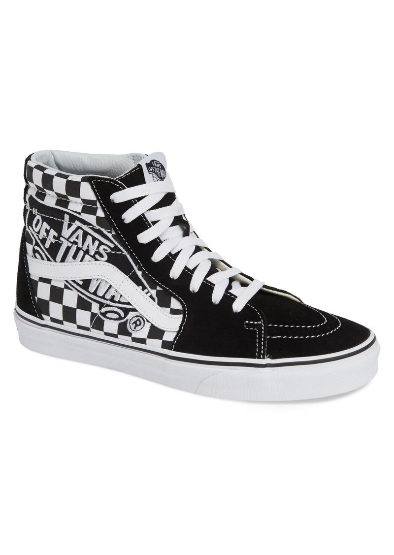 09af5bc6bb Vans Vans Patch Sk8 Hi Sneaker (Men)