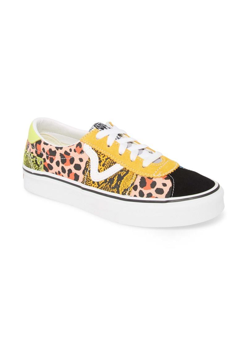 Vans Patchwork Sport Sneaker (Women)