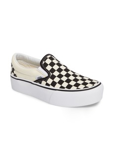 Vans Platform Slip-On Sneaker (Women)