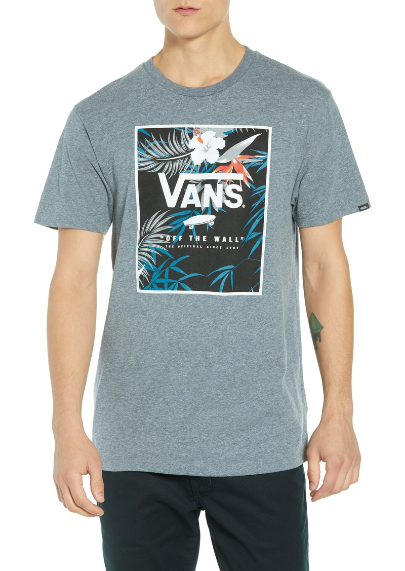 0a314f72d Vans Vans Print Box Graphic T-Shirt